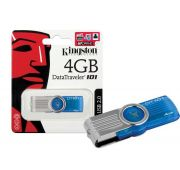 4Gb USB Flash Drive Kingston DTС10