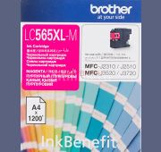 Картридж BROTHER LC665XL M